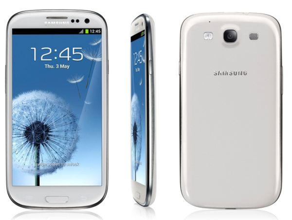 Galaxy S III sẽ có pin lớn hơn và sạc không dây?
