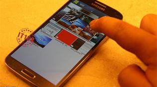 """Rò rỉ loạt ảnh mới cực rõ nét về """"Galaxy S IV"""""""