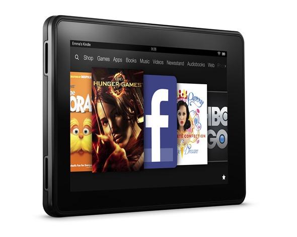 Kindle Fire HD được giảm giá