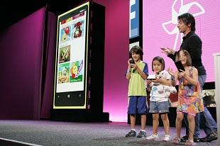 Trẻ em phản ứng thế nào với điện thoại Windows Phone?