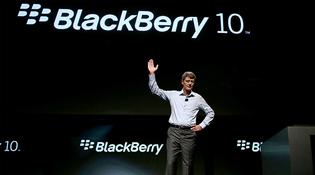 BlackBerry nhận được đơn hàng mua 1 triệu máy BlackBerry