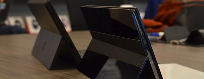 Những thiết kế ban đầu của Microsoft Surface