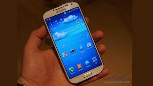 Đọ thông số Galaxy S IV với các máy Android cao cấp