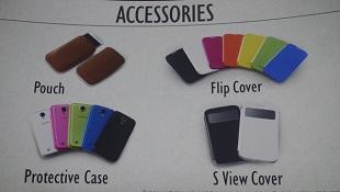 Samsung giới thiệu vỏ và khung bảo vệ nhiều màu cho Galaxy S IV