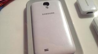Galaxy S IV có lựa chọn sạc không dây