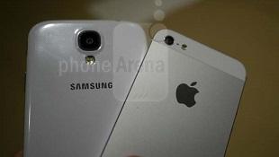 Đọ ảnh chụp từ Galaxy S IV và iPhone 5