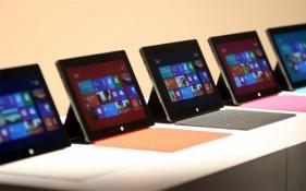 Microsoft bán được 1,5 triệu máy Surface, 400.000 là Surface Pro