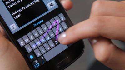 Samsung tích hợp sẵn bàn phím Swiftkey trên Galaxy S IV