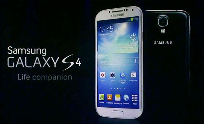 Lượng đơn đặt hàng Galaxy S IV cao hơn 40% so với S III