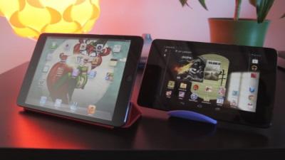 Nexus 7 mới sẽ ra mắt sớm hơn iPad Mini Retina