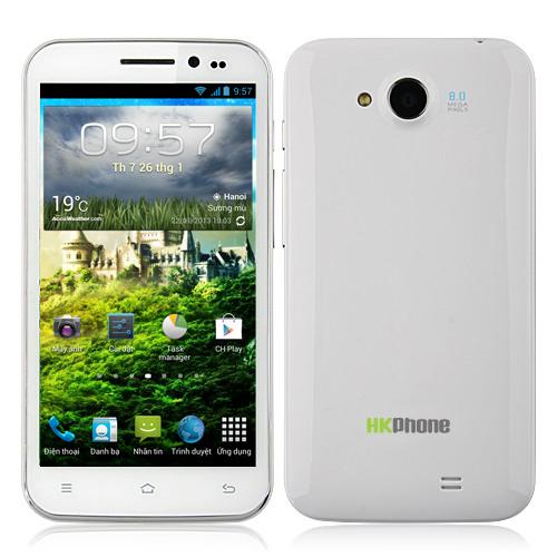 HKPhone giới thiệu điện thoại lõi tứ Revo HD4