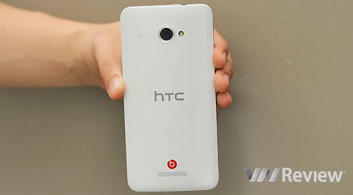 Đánh giá HTC Butterfly