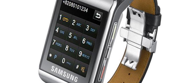 Samsung xác nhận đang phát triển đồng hồ thông minh