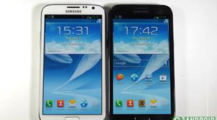 Samsung giới thiệu Galaxy Note 3 với AT&T, xác nhận màn hình 5.9 inch
