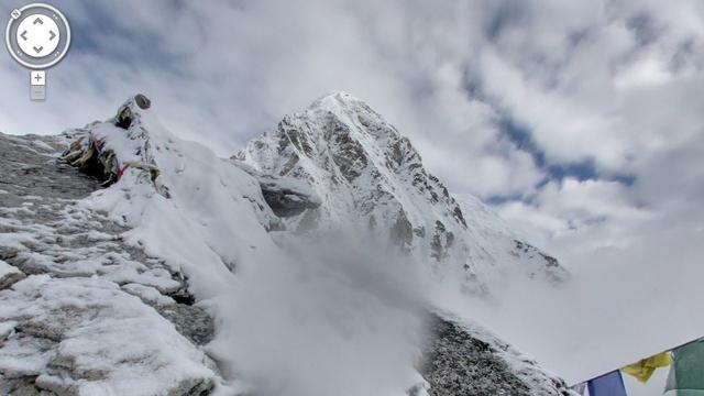 Google mang những đỉnh núi nổi tiếng lên StreetView