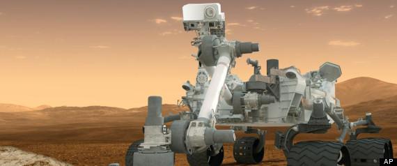 Xe thám hiểm sao Hỏa Curiosity lại gặp sự cố mới