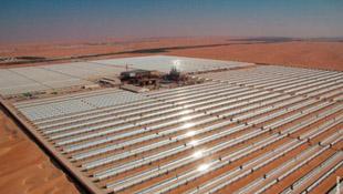 Ả Rập xây nhà máy năng lượng mặt trời lớn nhất thế giới