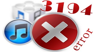 Sửa lỗi 3194 trong iTunes khi hạ cấp hoặc Restoring Firmware iOS