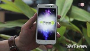 Trên tay điện thoại HKPhone Revo HD4