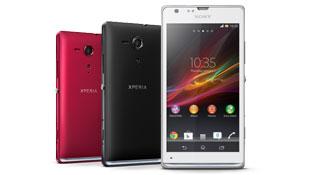 Thông số và cấu hình Sony Xperia SP