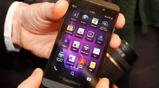 Chính phủ Anh từ chối BlackBerry 10 vì không đủ an toàn