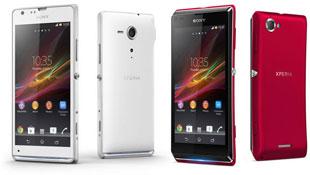 Thông số và cấu hình Sony Xperia L