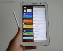 Galaxy Note 8.0 có giá 12 triệu đồng tại Việt Nam, bán đầu tháng Tư