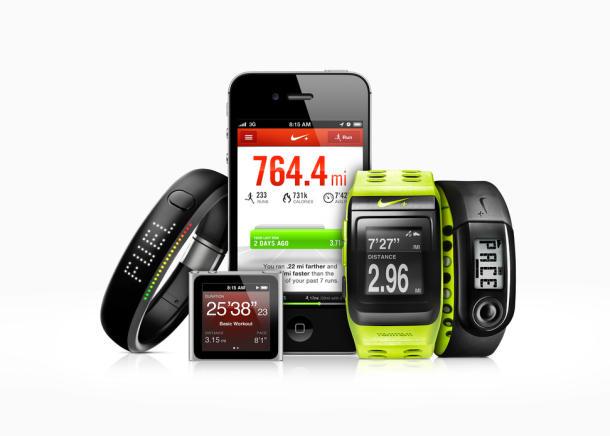 Nike hỗ trợ tài chính cho 10 công ty phát triển ứng dụng cho Nike+
