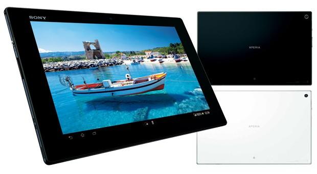 Giá Xperia Tablet Z phiên bản rẻ nhất là 600 USD