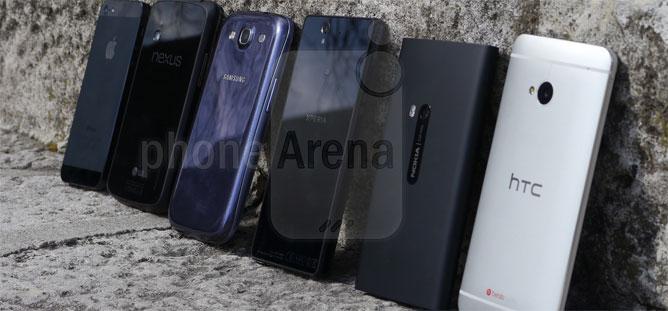Đọ camera HTC One với iPhone 5, Lumia 920, Xperia Z, S III và Nexus 4