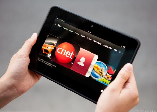 Amazon phủ định tin đồn Kindle Fire 99 USD