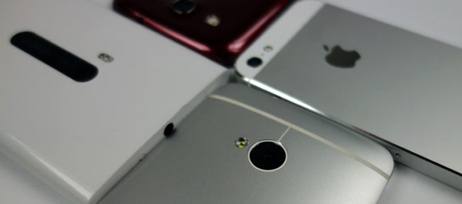 Cnet đọ máy ảnh HTC One, iPhone 5, Lumia 920 và Galaxy S III