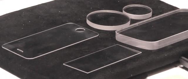 Công nghệ kính sapphire có thể đến với smartphone trong thời gian tới