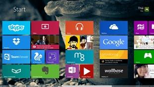 Hướng dẫn cài đặt lại ứng dụng Modern UI trên máy tính Windows 8 mới