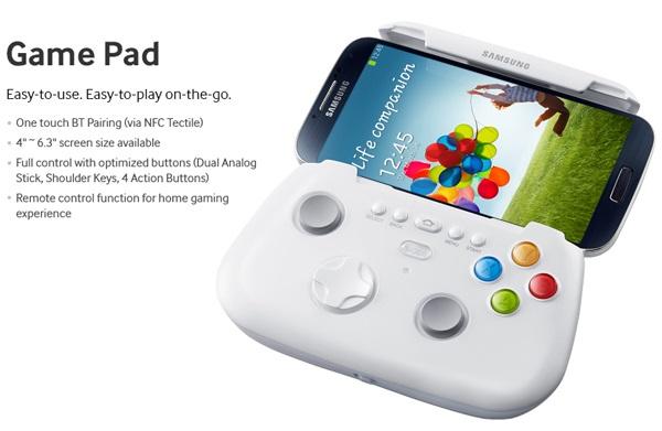 Game Pad cho Galaxy S IV có giá 113 USD