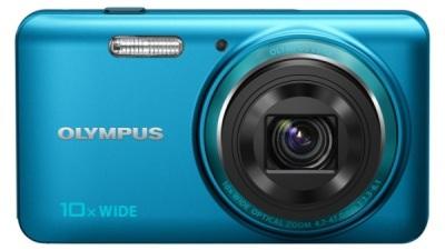 Olympus giới thiệu máy ảnh VH-520: 14MP, quay video 1080p
