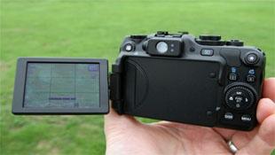 Đánh giá máy ảnh Canon Powershot G12