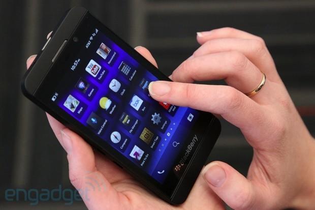 Amazon: doanh số BlackBerry Curve và Torch cao hơn Z10