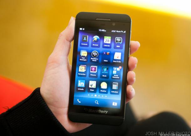 Thorsten Heins: Samsung sẽ không bao giờ có độ bảo mật cao