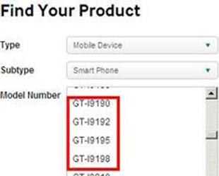 Samsung Galaxy S4 Mini ra mắt giữa năm nay?