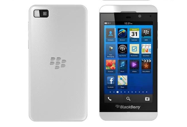 BlackBerry tiết lộ danh tính khách hàng mua 1 triệu máy BB10