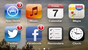 Tự động cập nhật các ứng dụng iPhone trong chế độ nền