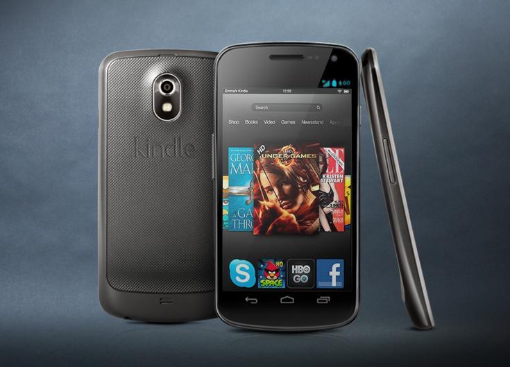 Smartphone của Amazon sẽ có màn hình 4.7 inch