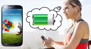 Samsung Galaxy S4 trụ được hơn 10 giờ xem phim, nhỉnh hơn iPhone 5
