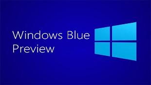 Bản Preview của Windows Blue sẽ ra mắt tại hội nghị BUILD