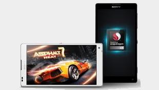 Đánh giá Sony Xperia ZL