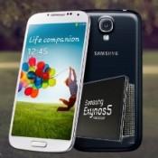 Exynos 5 Octa của Galaxy S4 có điểm hiệu năng cao hơn Snapdragon 600, vượt mọi đối thủ Android