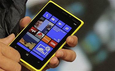 Cập nhập firmware 1308 làm Lumia 920 mất kết nối mạng