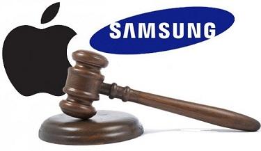 Apple: thẩm phán đã tính thiếu 85 triệu USD tiền bồi thường của Samsung