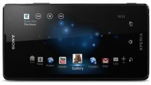 Sony Xperia TX được cập nhật Android Jelly Bean